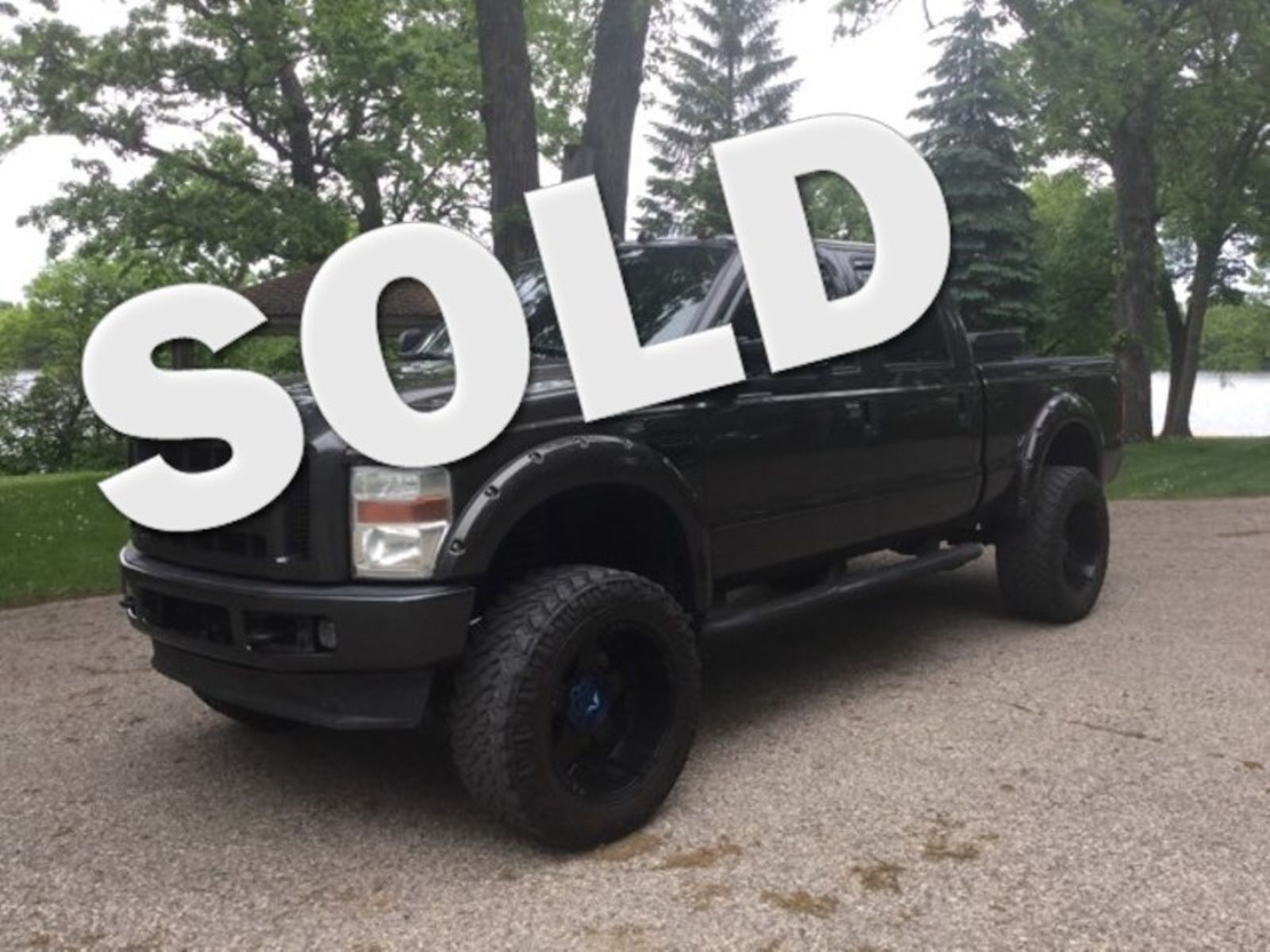 2008 Ford F350SD