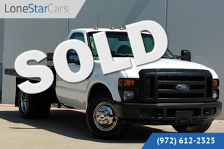 2008 Ford F350SD in Plano Texas