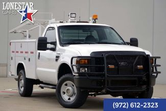 2008 Ford F350SD XL Utility Bed 4x4