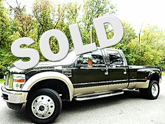 2008 Ford Super Duty F-450 DRW Lariat Leesburg, Virginia
