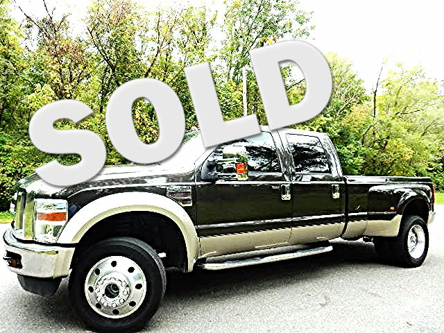 2008 Ford Super Duty F-450 DRW Lariat Leesburg, Virginia 0