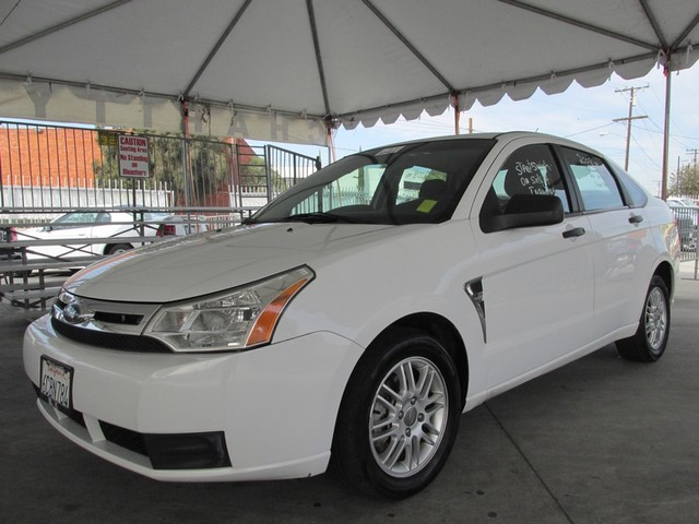 2008 Ford Focus SE Please call or e-mail to check availability All of our vehicles are available