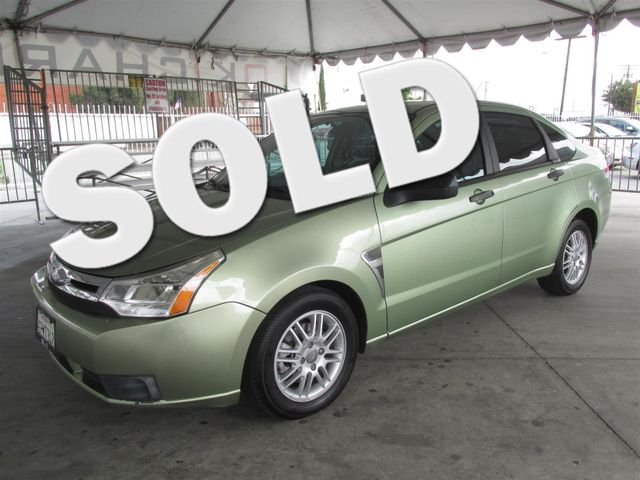 2008 Ford Focus SE This particular vehicle has a SALVAGE title Please call or email to check avai