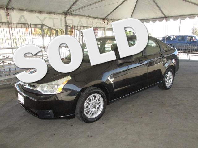 2008 Ford Focus SE Please call or e-mail to check availability All of our vehicles are availabl