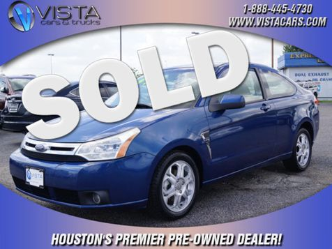 2008 Ford Focus SES in Houston, Texas