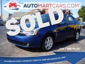 2008 Ford Focus SE | Nashville, Tennessee | Auto Mart Used Cars Inc. in Nashville Tennessee