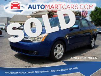 2008 Ford Focus SE | Nashville, Tennessee | Auto Mart Used Cars Inc. in Nashville Tennessee