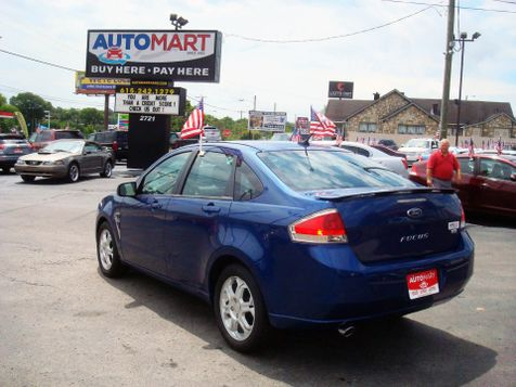 2008 Ford Focus SE | Nashville, Tennessee | Auto Mart Used Cars Inc. in Nashville, Tennessee