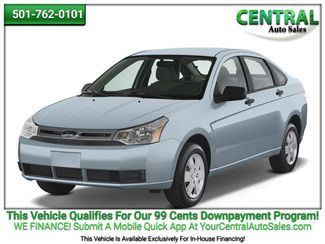 2008 Ford FOCUS/PW  | Hot Springs, AR | Central Auto Sales in Hot Springs AR
