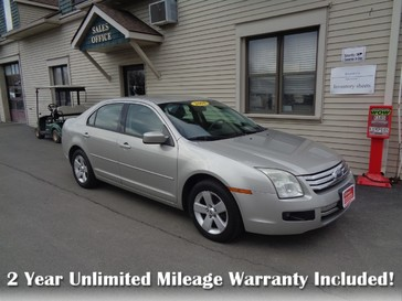 2008 Ford Fusion SE in Brockport,