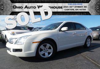 2008 Ford Fusion SE Sunroof Clean Carfax We Finance | Canton, Ohio | Ohio Auto Warehouse LLC in  Ohio