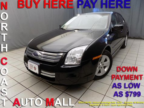 2008 Ford Fusion SE As low as $799 DOWN in Cleveland, Ohio