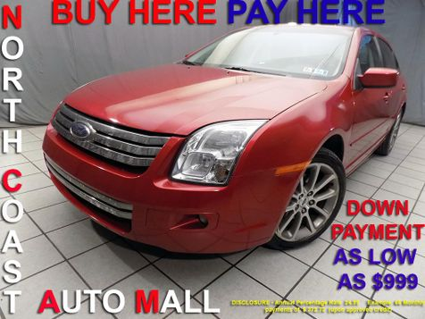 2008 Ford Fusion SE As low as $999 DOWN in Cleveland, Ohio