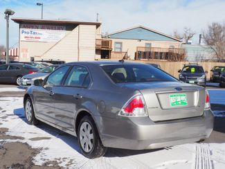 2008 Ford Fusion SE Englewood, CO 7