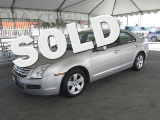 2008 Ford Fusion SE Gardena, California