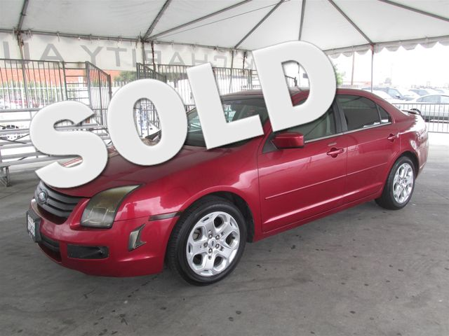 2008 Ford Fusion SEL Please call or e-mail to check availability All of our vehicles are availa