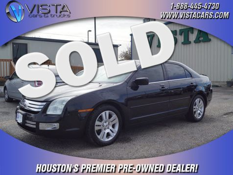 2008 Ford Fusion SEL in Houston, Texas
