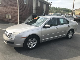 2008 Ford Fusion SE Knoxville , Tennessee 10