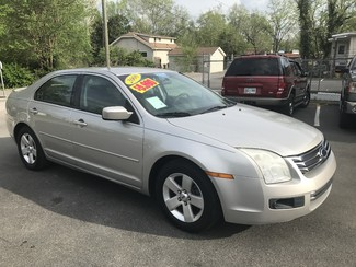 2008 Ford Fusion SE Knoxville , Tennessee