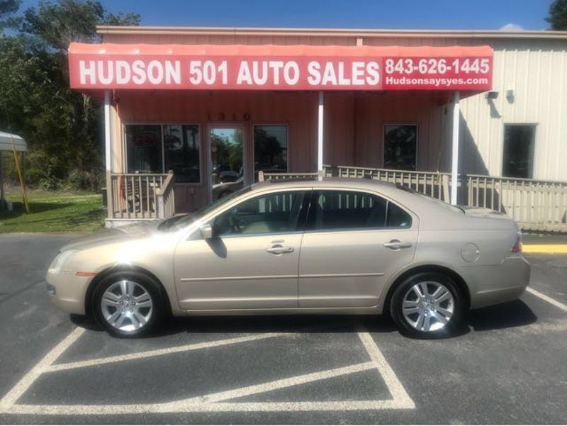 2008 Ford Fusion SEL | Myrtle Beach, South Carolina | Hudson Auto Sales in Myrtle Beach South Carolina