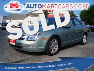 2008 Ford Fusion SEL | Nashville, Tennessee | Auto Mart Used Cars Inc. in Nashville Tennessee