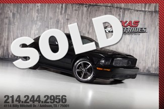 2008 Ford Mustang GT Bullitt #1262 in Addison