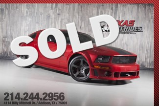 2008 Ford Mustang GT Roush Mac S/E  1 of 1 in Addison