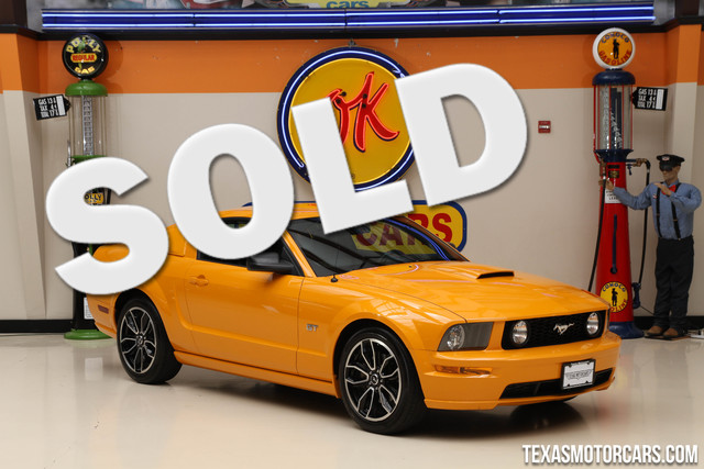 2008 Ford Mustang GT Premium Financing is available with rates as low as 29 wac Get pre-appro
