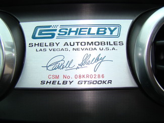 2008 Ford Mustang Shelby GT500KR Bettendorf, Iowa 34