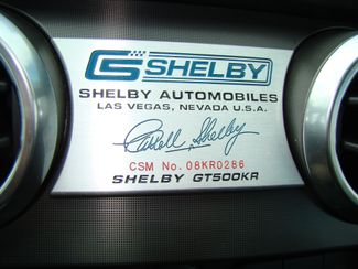 2008 Ford Mustang Shelby GT500KR Bettendorf, Iowa 2