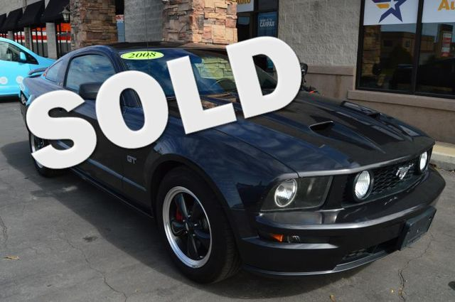 2008 Ford MUSTANG GT | Bountiful, UT | Antion Auto in Bountiful UT