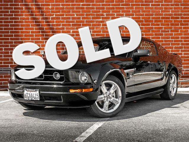 2008 Ford Mustang Premium Burbank, CA 0