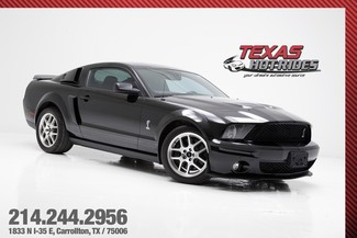 2008 Ford Mustang Shelby GT500 650-hp! in Carrollton
