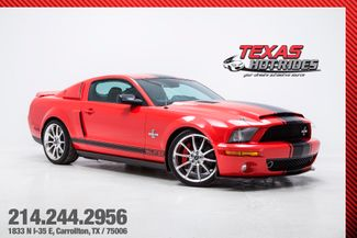2008 Ford Mustang Shelby GT500 Supersnake 725-HP Package | Carrollton, TX | Texas Hot Rides in Carrollton