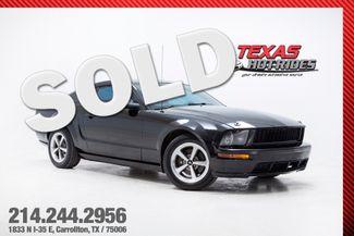 2008 Ford Mustang GT Bullitt Edition #1129 | Carrollton, TX | Texas Hot Rides in Carrollton