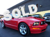 2008 Ford Mustang GT Premium 4.6L V8 w/5-Speed Manual El Cajon, California
