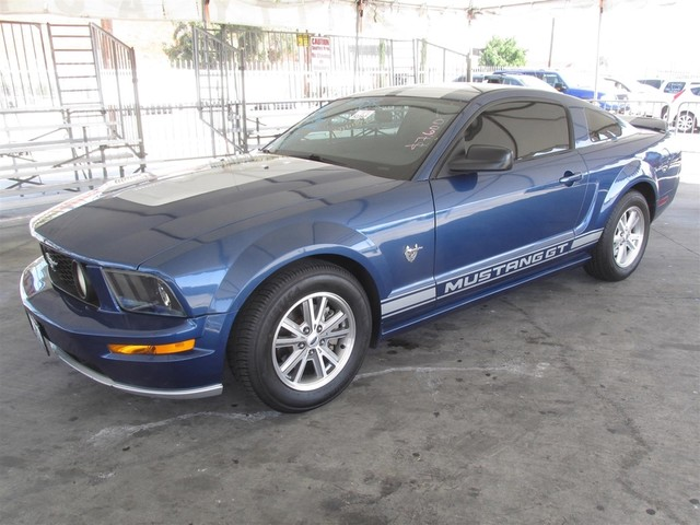 2008 Ford Mustang Deluxe This particular vehicle has a SALVAGE title Please call or email to chec