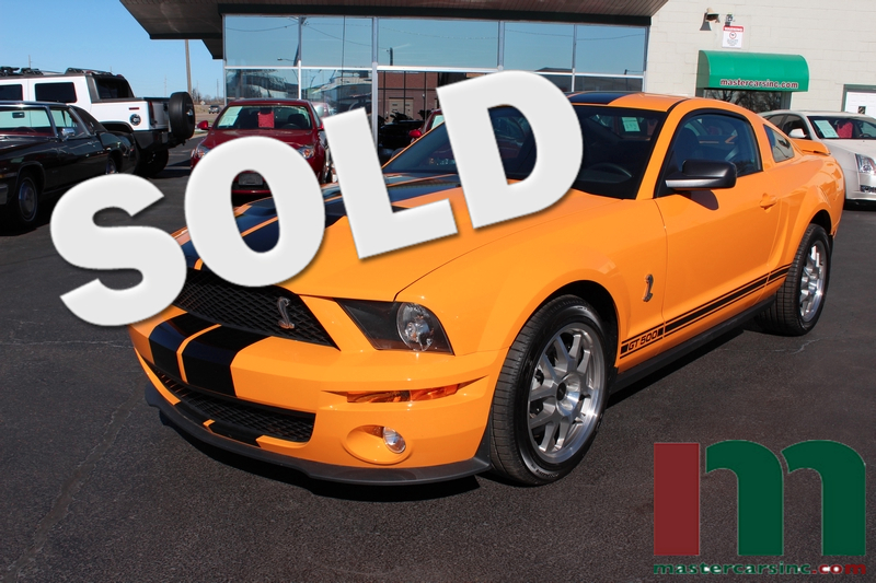 2008 Ford Mustang Shelby GT500 in Granite City Illinois