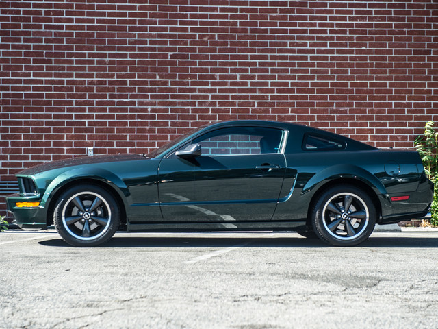 2008 Ford Mustang GT Bullitt ***Whipple Ford Racing Supercharger *** Burbank, CA 5