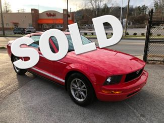 2008 Ford Mustang Deluxe Knoxville , Tennessee