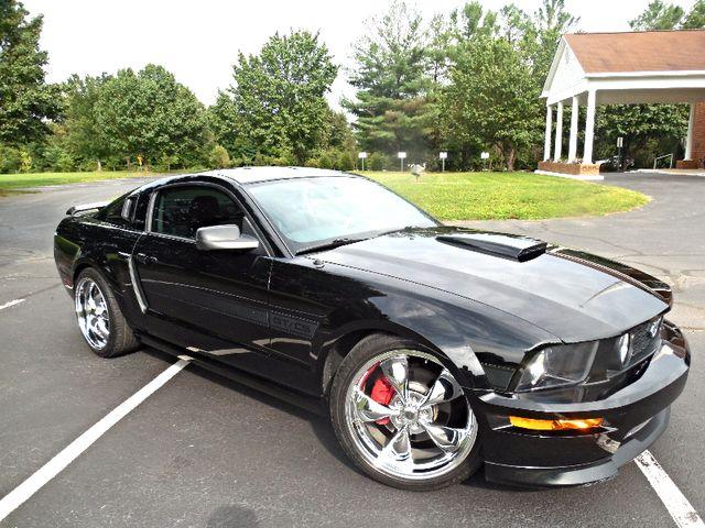 2008 Ford Mustang GT Premium  Supercharged Package Leesburg, Virginia 1