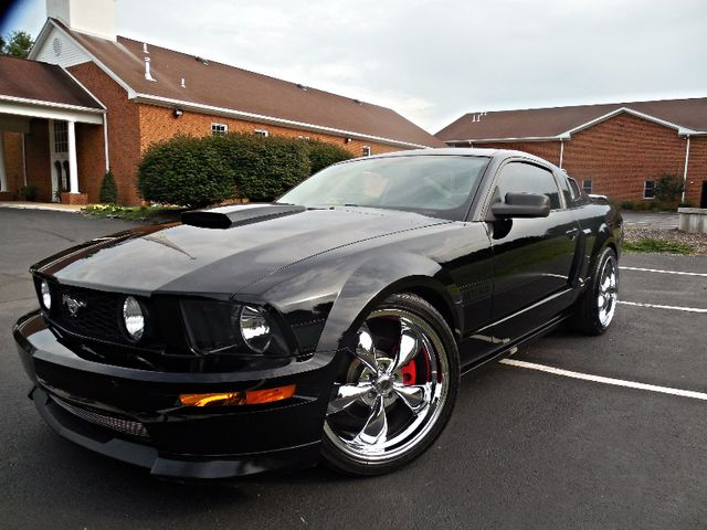 2008 Ford Mustang GT Premium  Supercharged Package Leesburg, Virginia 2