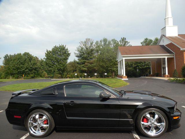2008 Ford Mustang GT Premium  Supercharged Package Leesburg, Virginia 7