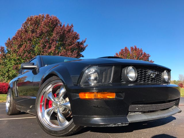 2008 Ford Mustang GT Premium  Supercharged Package Leesburg, Virginia 0