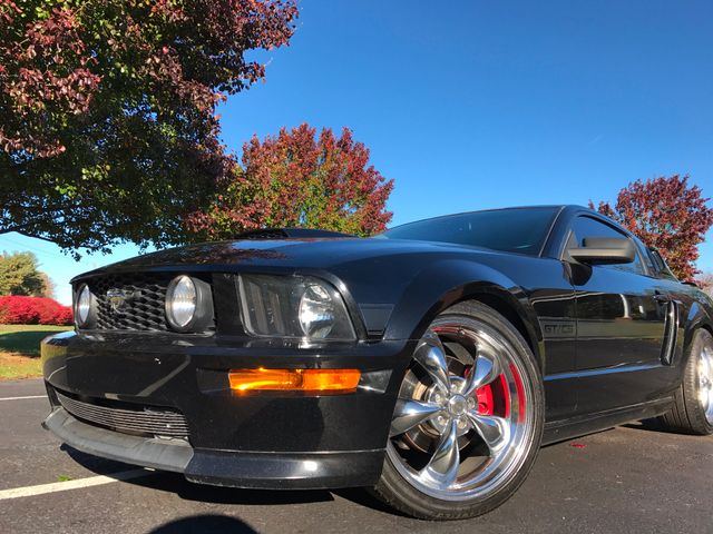 2008 Ford Mustang GT Premium  Supercharged Package Leesburg, Virginia 1