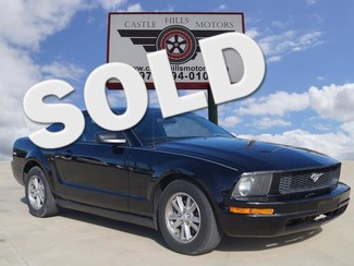 2008 Ford Mustang in Lewisville Texas