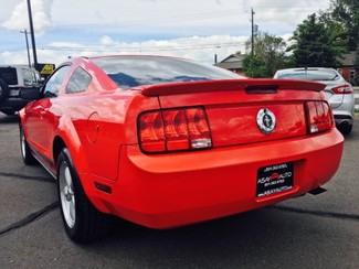 2008 Ford Mustang V6 Deluxe Coupe LINDON, UT 4