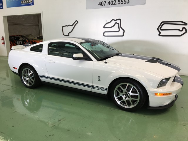 2008 Ford Mustang Shelby GT500 Longwood, FL 1