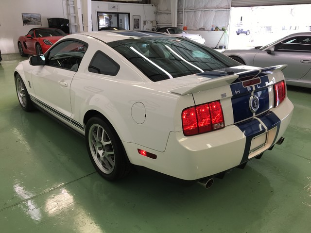 2008 Ford Mustang Shelby GT500 Longwood, FL 7