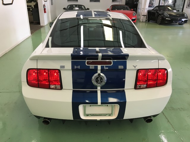 2008 Ford Mustang Shelby GT500 Longwood, FL 8